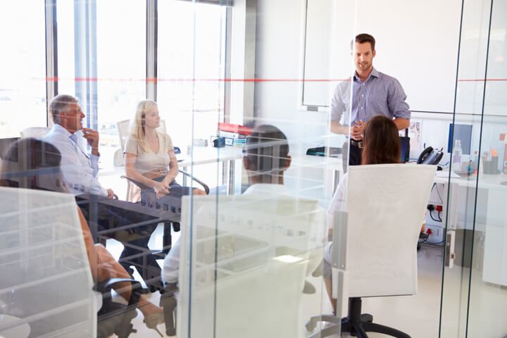 Supervising a Merger in a Global Organization